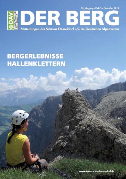 DER BERG Ausgabe 03 / 2013