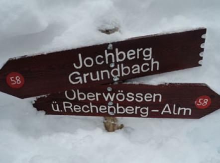 Kurs 2013 – 007 Schneeschuhwandern in Öberwössen