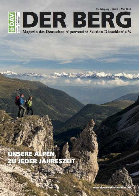 DER BERG Ausgabe 01 / 2014