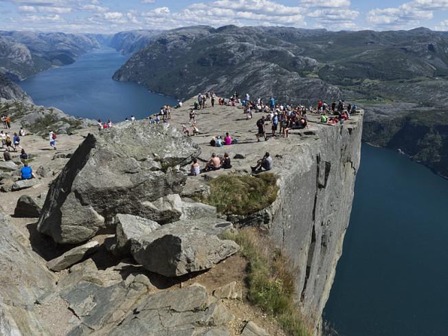 3 D – Live-Reportage:  Günter Macho: Norwegen vom Nordkap bis Oslo