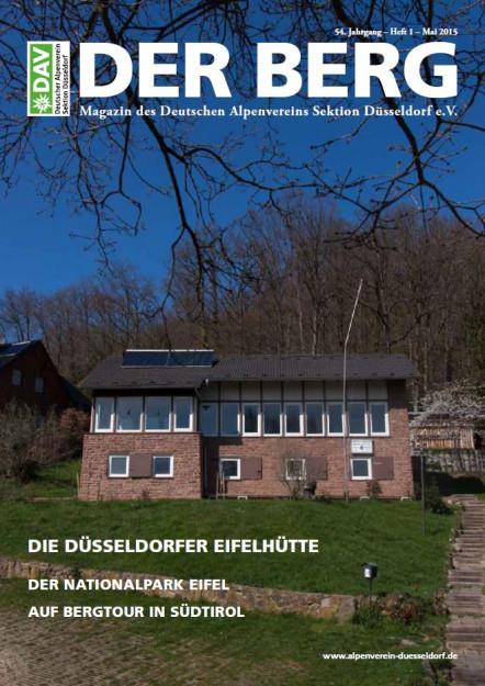 DER BERG  –  Ausgabe 01 / 2015